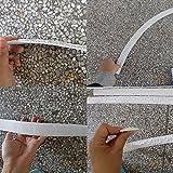 "Pvc Focal Point Flexible Moulding Ceiling Crown Molding Trim Strip edee Veranda Vinyl Furniture Surface Home Decor 1.4""x115"" Furniture Cabinets Windows Wardrobe Wall Door (no paint)"