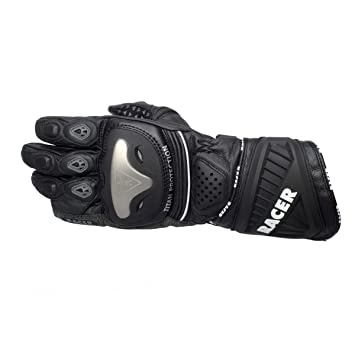 Gr/ö/ße 2XL Wei/ß Racer High Racer Handschuh