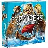 Renegade Game Studios Explorers of the North Sea Board Games