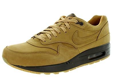 best sneakers e7812 1a1c2 Nike Men s Air Max 1 Qs Flax Flax Baroque Brown Casual Shoe 11.5 Men
