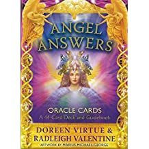 Angel Answers Oracle Cards: A 44 Card Deck And Guidebook