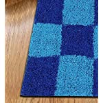 Modern Fab Pure Cotton Super Soft Anti Skid Water Obsorbing Bath Mat – 50 cm x 80 cm, Multi Color