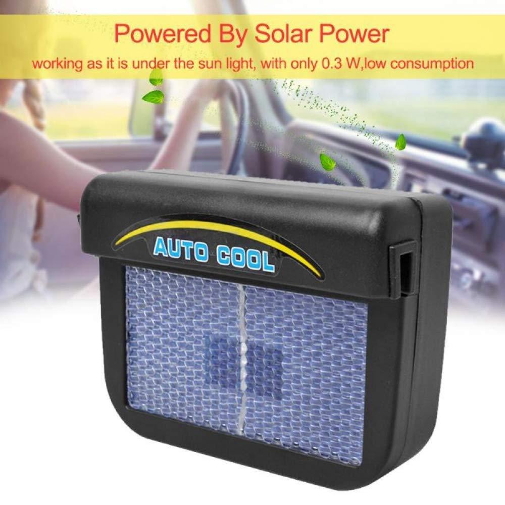 Auto Ventilator Solarbetriebene Autok/ühler Fensterl/üfter Solarl/üfter K/ühler Auto Air Vent Autol/üfter K/ühlsystem K/ühler Fenster