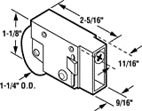 Prime-Line Products D 1603 Sliding Door Roller