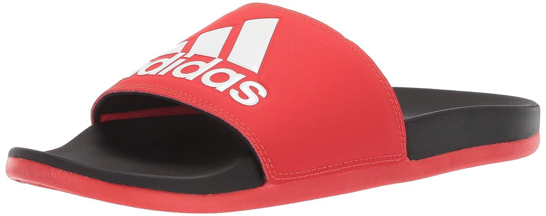 a67480a2282 Amazon.com  adidas Men s Adilette Comfort  Shoes
