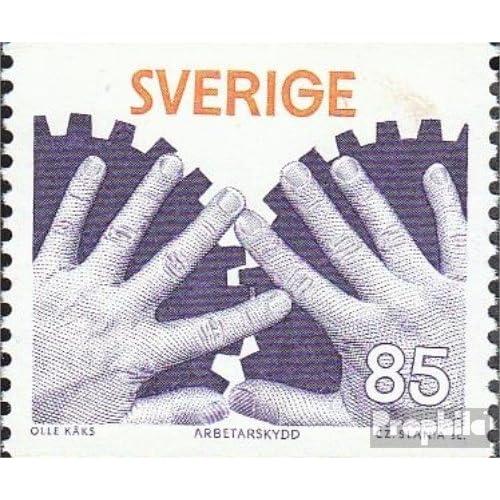 Suède 964y (complète.Edition.) 1976 travail (Timbres pour les collectionneurs)