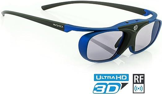 Hi-Shock RF Pro Deep Heaven | Gafas 3D-RF para proyectores 3D ...