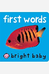 Bright Baby First Words Kindle Edition