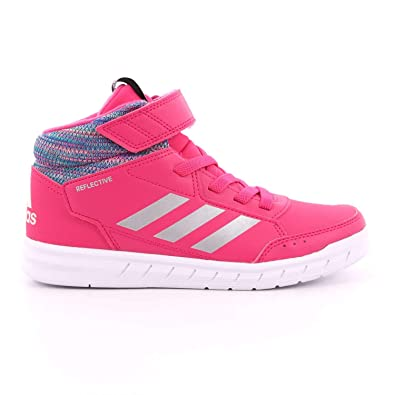 adidas Unisex Kids' AltaSport Mid BTW K Fitness Shoes ...