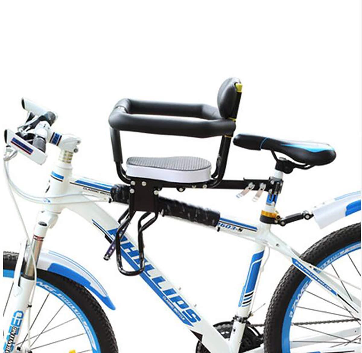 チャイルドシートフロント自転車ベビーシート電気自動車フロントチャイルドシート全周クイックリリース   B07S1LZFZM