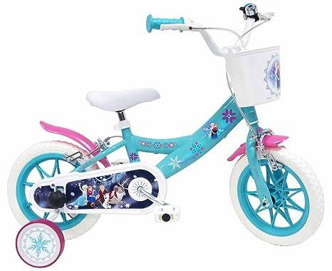 Denver Frozen Bike 17221 Bicicletta Per Ragazze Blu 305 Cm 12