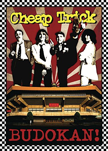 Cheap Trick - Budokan! 30th Anniversary DVD +3 CD's - Amazon.com Music