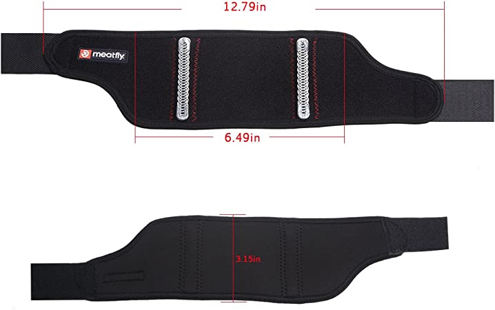 Wrist Support Brace Wraps for Carpal Tunnel,Weightlifting MEATFLY LFNVHW002