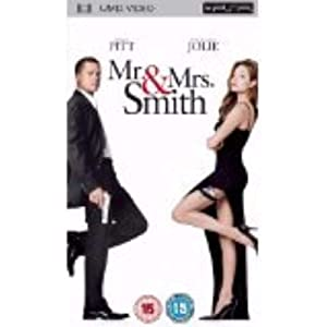 Mr. And Mrs. Smith [UMD Mini Disc for PSP]