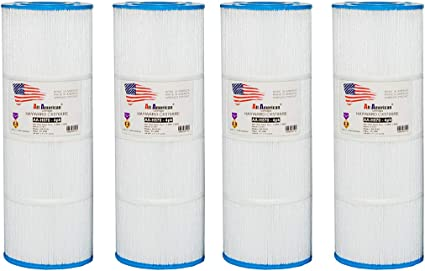 4 Pack PA75SV Fits Hayward CX570XRE SwimClear C3020 C3000 Pool Filter C-7477