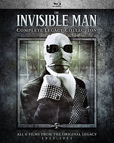 (The Invisible Man: Complete Legacy Collection [Blu-ray])
