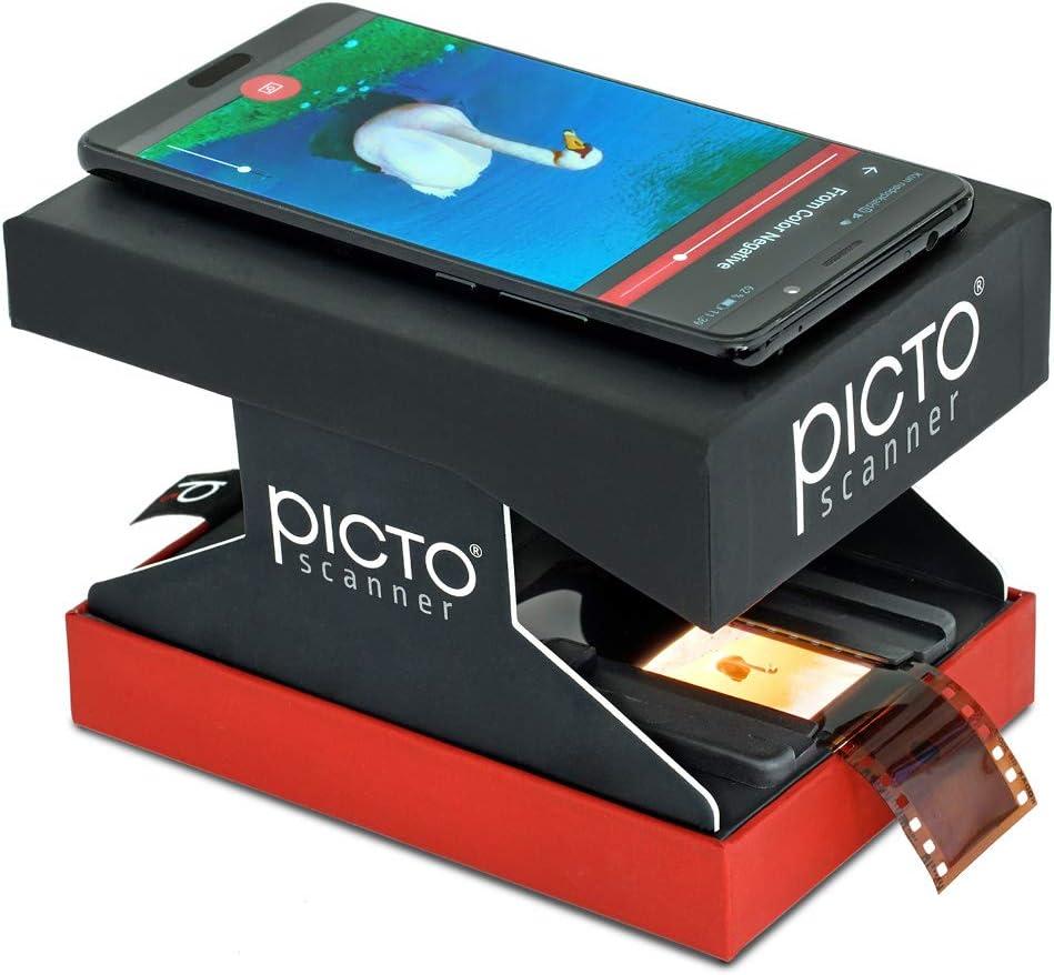 Pictoscanner Scannen Und Speichern Ihrer 24x36 Mm Computer Zubehör