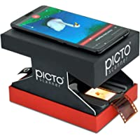PictoScanner - skaner do slajdów i filmów negatywnych - Używa tylko Twojego smartfona - Nie wymaga komputera…
