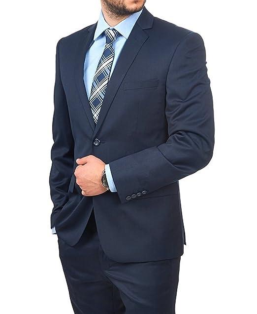 ABITO DA UOMO SARTORIALE IN LANA TASMANIA ELEGANTE TAGLIA 46 48 50 52 54 56  58 60  Amazon.it  Abbigliamento d5470123de7
