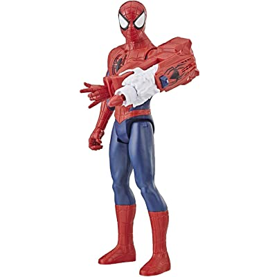 Spider-Man Marvel Titan Hero Power Fx: Toys & Games