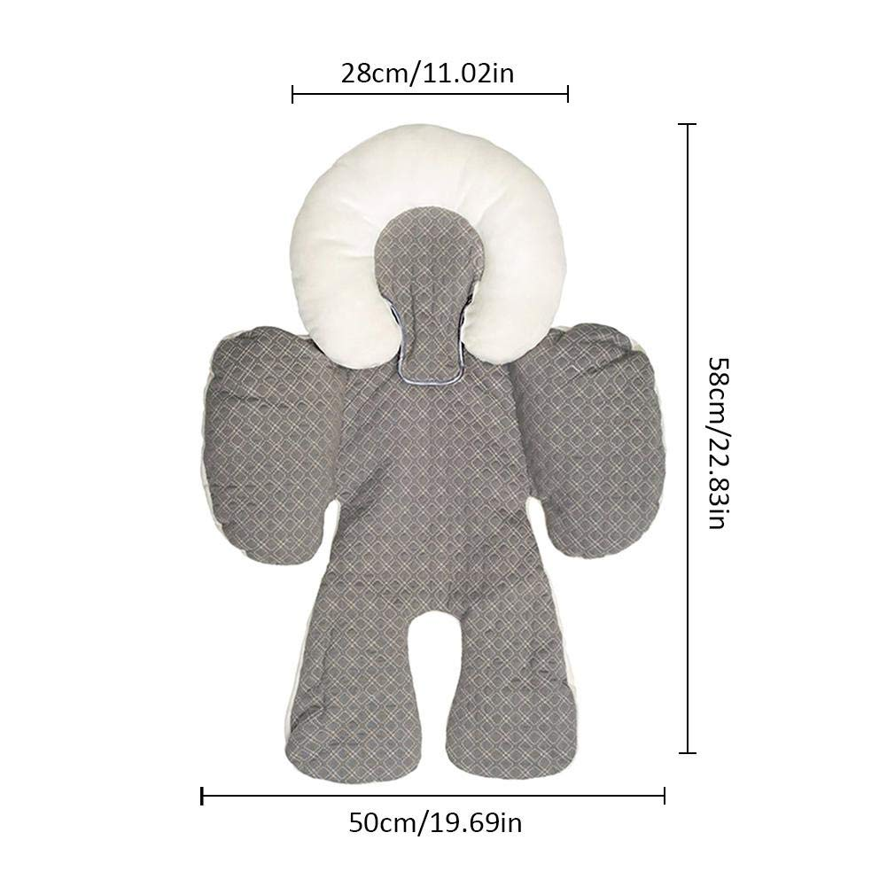 Baby Body Support Infant Support for Car Seats and Strollers Infant Head Body Support for Baby