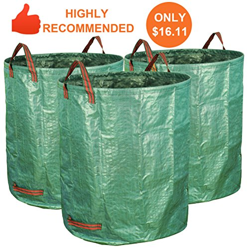 Green Bags For Garden Waste - 5
