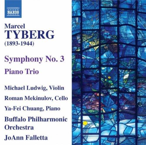 Orchestral Trios - Tyberg: Symphony No. 3; Piano Trio