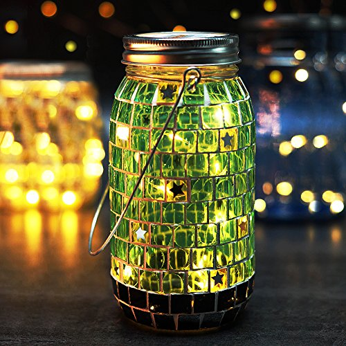 BRIGHT Decorative Mosaic Battery Included