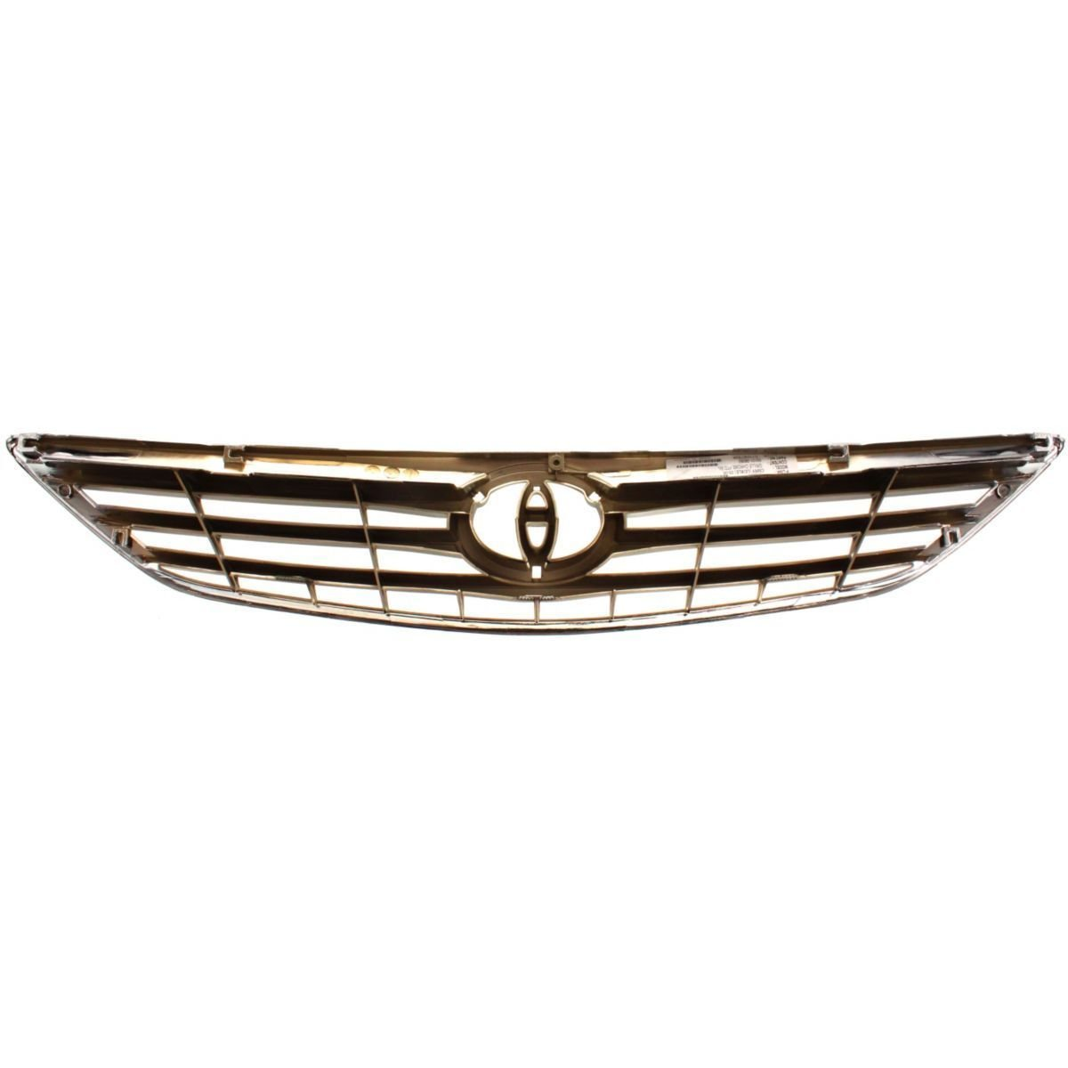 Diften 102-A7604-X01 New Grille Assembly Grill Chrome shell silver insert Camry TO1200267 5310106050
