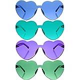 Amazon.com: DG Eyewear Black Oversized Rimless Sunglasses