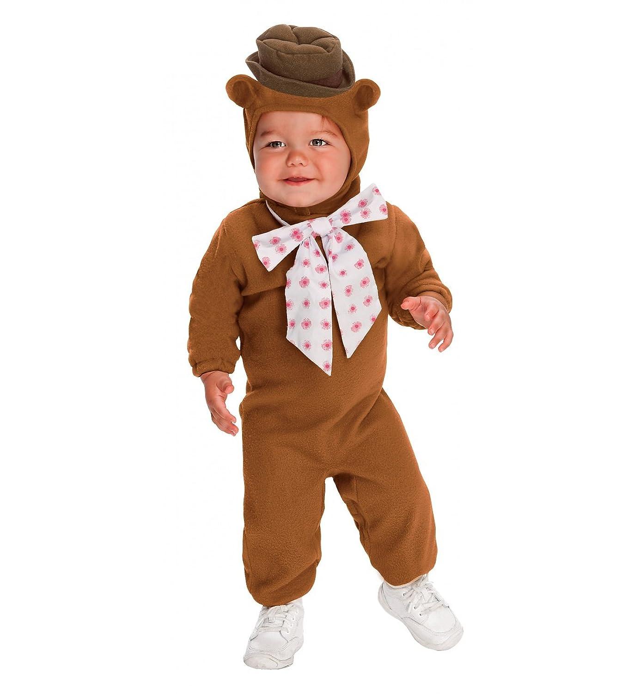 Amazon Fozzie Bear Romper Costume Infant Clothing