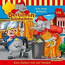 Das neue Müllauto (Benjamin Blümchen 138) Hörspiel von Vincent Andreas Gesprochen von: Jürgen Kluckert, Ulrike Stürzbecher, Gunter Schoß