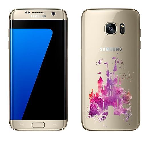 3 opinioni per Samsung Custodia di licaso® per il Samsung Galaxy S7 Edge di TPU Silicone Castle