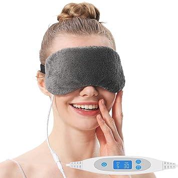 Amazon.com: Aroma Season - Mascarilla para ojos (USB ...
