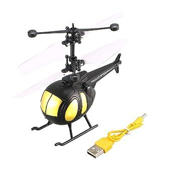 Mini dron RC Drone Volador Inducción Quadcopter Mini Capteur ...