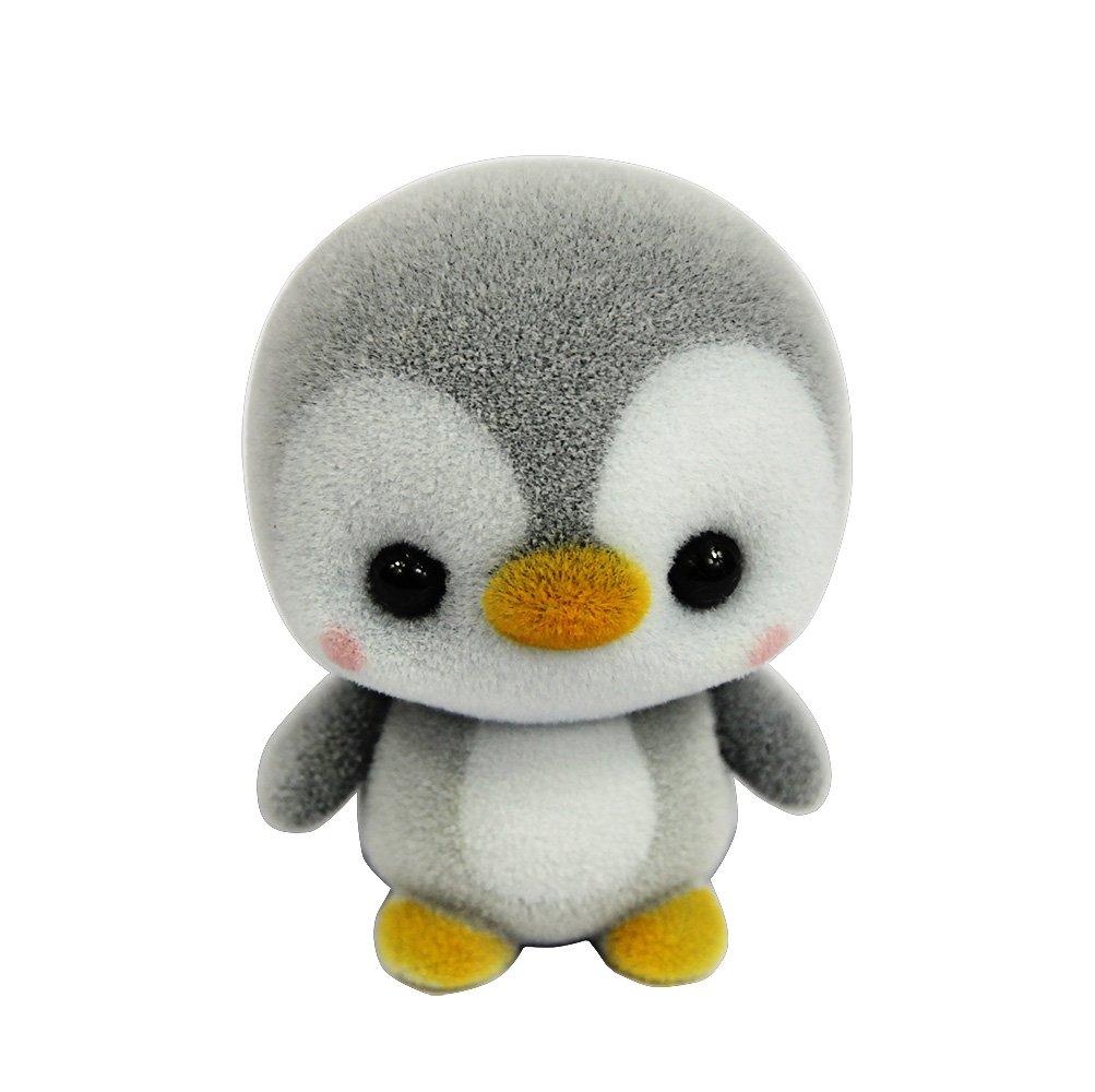 Amazon Com Jingniansujiao New Cute Baby Penguins Toy Grey