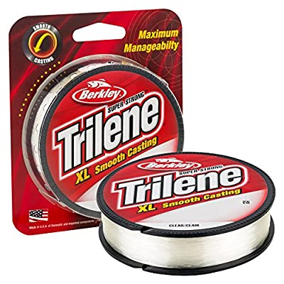 Berkley Trilene XL Smooth Casting Monofilament Service Spools by Berkley