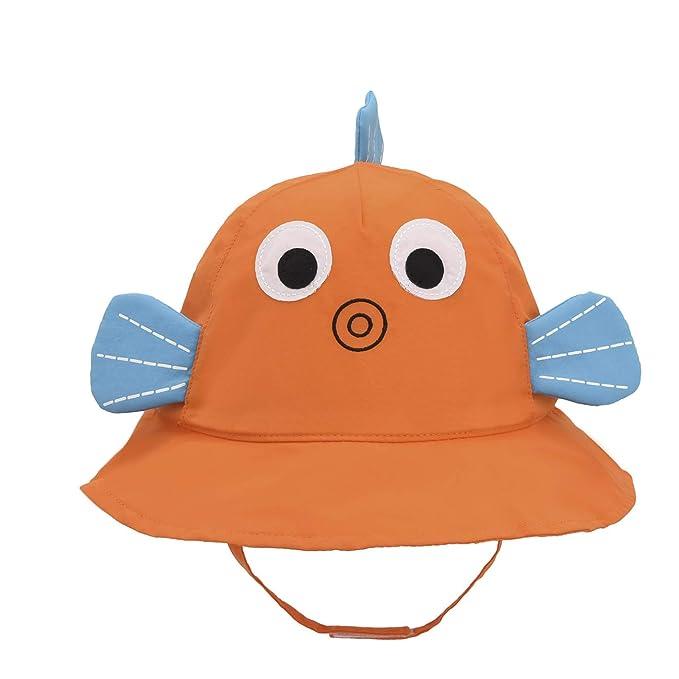 Amazon.com: Sombrero para bebé con diseño de animales para ...