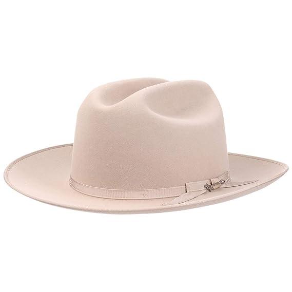 8d98d66b85 Stetson Open Road 5X SuperX Western Hat Fur Felt  Amazon.co.uk  Clothing