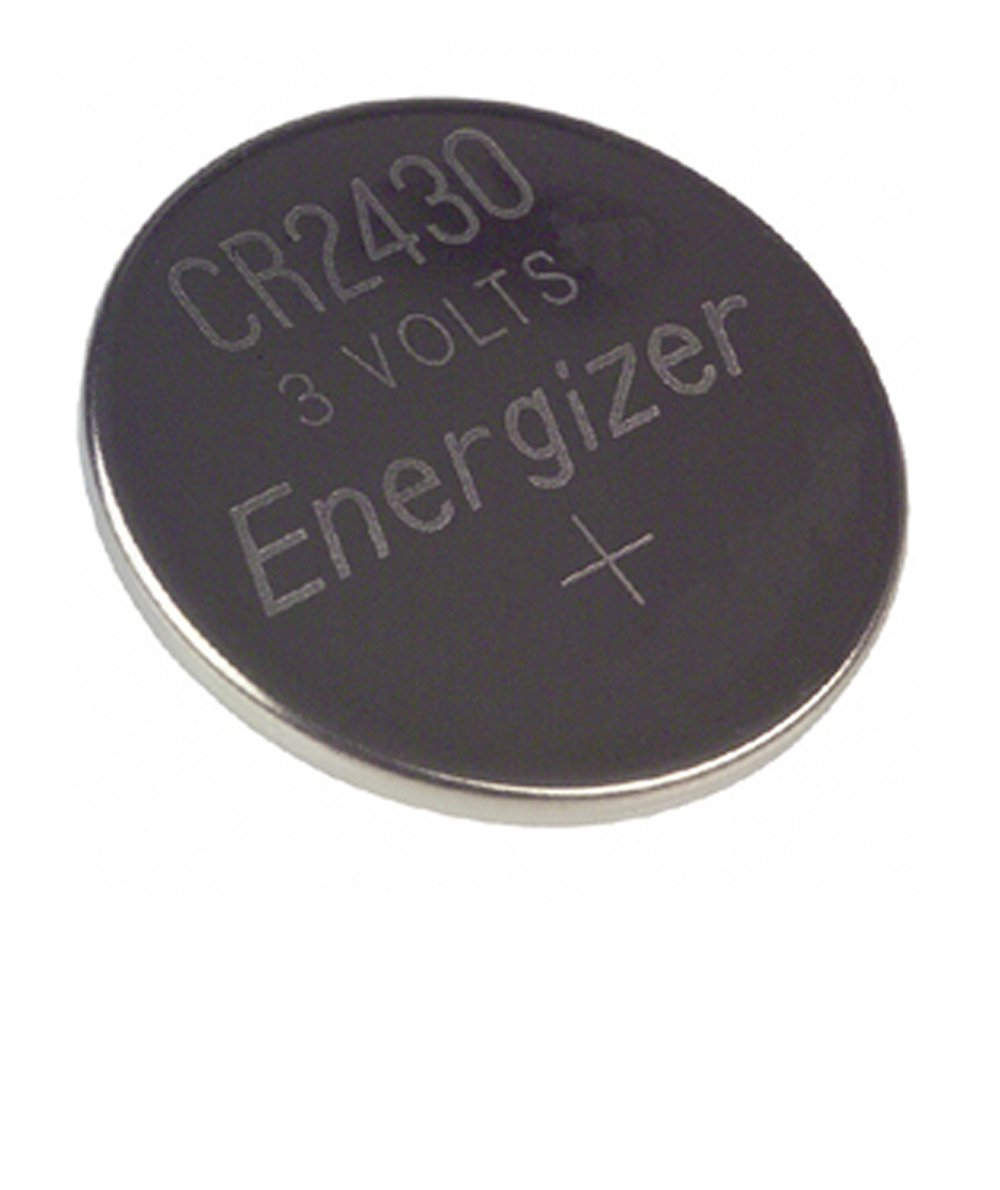 Energizer CR2430 3 Volts Battery CR 2430 Watch Lithium, Scuba Computer Battery for, Aeris Manta, Aeris Epic, Aeris F.10 , Oceanic GEO, Oceanic GEO 2.0 , Oceanic ATOM ,Oceanic ATOM 2.0