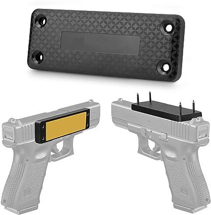 Home Car Magnet Concealed Magnetic Gun Mount Holster Holder for Pistol Gun Rifle