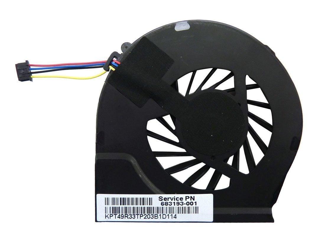 Looleking CPU Cooling Fan HP Pavilion 680551-001 4 Wires