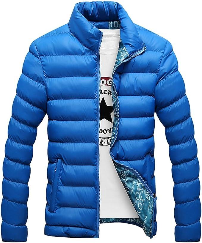 Senza t-Shirt YuanDian Uomo Invernali Collare del Basamento Piumini Giubbotto Giacca Addensare Caldo Impermeabile A Prova di Vento Imbottito Leggero Piuma Cappotti
