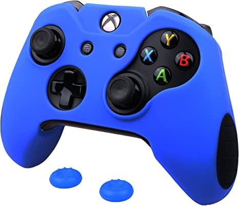 Pandaren® silicona grueso medio Fundas Protectores el mando Xbox ...