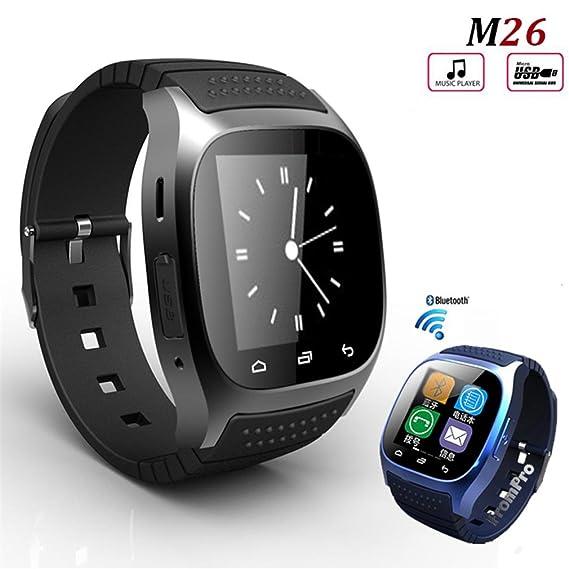 Reloj Inteligente Smartwatches Original M26 Bluetooth Smart ...