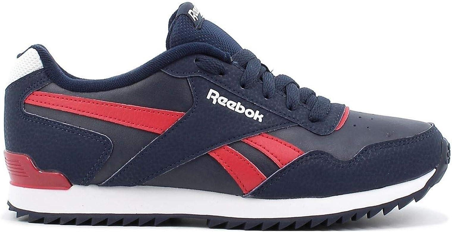 Reebok Royal Glide RPLCLP, Zapatillas de Trail Running para Hombre, Multicolor (Coll Navy/White/Excel Red 000), 38.5 EU: Amazon.es: Zapatos y complementos