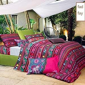 Fadfay Bohemian Style Bedding Bohemian Duvet