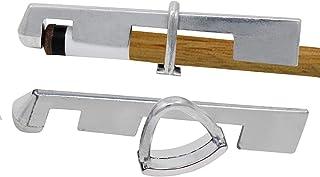 Keesin en alliage d'aluminium Cue Tip Pince de remplacement de billard bâton de billard Outil Pince Lot de 2