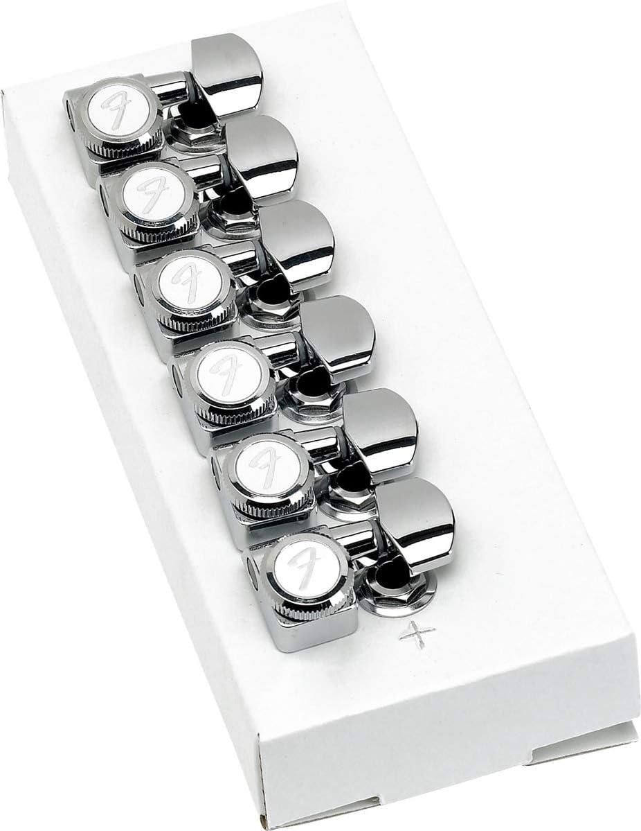 Fender 099-0818-100 Mecánica de bloqueo Schaller