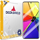 DeltaShield Screen Protector for Samsung Galaxy S20 Plus (S20+ 6.7 inch)(3-Pack)(Case Friendly Version) BodyArmor Anti-Bubble